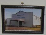 Framed Photo - Mangamutu Public Hall; 2005-2870-1
