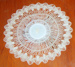 Lace Doily (Round); 2006-3099-1