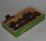 Box of Butterfly Clips for Hair; 2005-2956-1