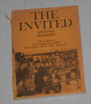 Book - The Invited; Millwood Press; 1974; 2007-3068-1