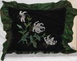 Velvet Cushion; 1908; 1977-0064-1