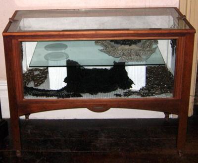 Glass Cabinet; Mr M Singers; 1983; 1983-1332-1