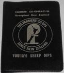 Black Wallet; 2010-3328-1