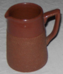 Bendigo Pottery Jug; 2005-2855-1
