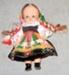 Ornament -  Small doll in Polish costume