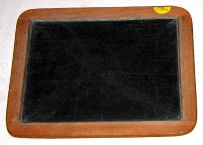 School Slate; 1999-2586-1