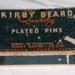Box of Plated Pins; Kirby Beard & Co Ltd; 1998-2481-1