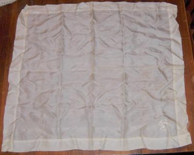 Silk Handkerchief; 1982-1287-1