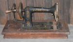 Davis Sewing Machine Pat 1885; Davis; 1885; 1979-0823-1