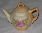 Miniature Teapot; 1988-1564-1