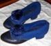 Pair of Indoor Shoes; Brunsons; 2001-2771-1