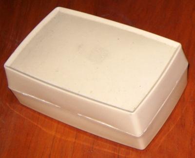 Celluloid Soap Box; 1987-1521-1