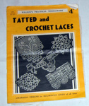 Tatted and Crochet Laces; Weldons Ltd; 1934; 2008-3214-1