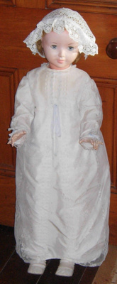 Childs Frock; 1977-0270-1
