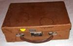 Childs small Attache Case; 2008-3252-1