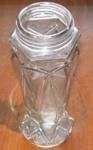 Glass Vase; 1977-0164-1