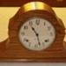 Oak Mantle Clock; Sessions Clock Co; circa 1930's; 1983/1369/1