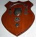 Pahiatua Cycling Club Trophy Plaque; 1999-2602-1