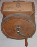 Butter Churn; Broadway Joinery; 1979-0681-1