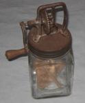 Butter Churn (Glass); 1977-0362-1