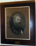 Framed Photo - William Rapson Williams; 1977-0395-1