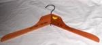 Wooden Coathanger; Jack Feron; 1995-2281-1