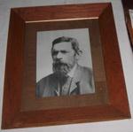 Framed Photo - John Dick; 1993-1996-1