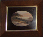 English Oil Painting; 1978-0612-1