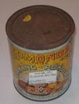 Tin of Edmonds Baking Powder; T J Edmonds; 1993-2036-1