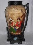 Dutch Vase; Embosa ware; 1977-0421-1
