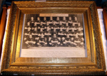 Framed Photo - All Blacks 1928; 1928; 1977-0087-1