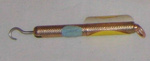 Glove Button Hook; 1980-1017-1