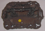 Cast Iron Shoe Scraper; 2006-2987-1