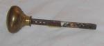 Brass Door Knob; 1988-1681-1