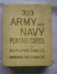 Armed Forces Playing cards; US Playing Cards Co; 2009/3338/1