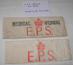 E.P.S. Medical Armbands (2); 1996/2329/1