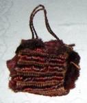 Flax Purse - Maori Handiwork; 1913; 1977-0069-1