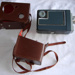 Kodak Movie Camera and case (Automatic 8); Kodak; c1960's; 2006-3085-1