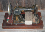 Vicker Sewing Machine; Vickers; C1920's; 2008-3191-1