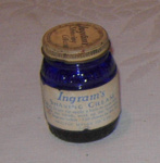 Ingrams Shaving Cream; B M Co; 1979-0767-1