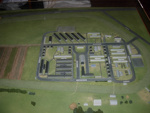 Architectural Model of Polish Camp