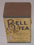 Bell Tea Tin (Small); Bell Tea Co Ltd; 1978-0532-3