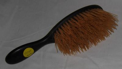 Whale Bone Hairbrush; 1979-0633-1