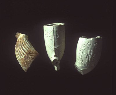 Clay Pipes, 1731/85/5