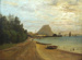 Oil Painting, Mount Maunganui, 0050/02