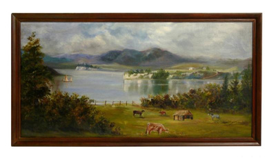 Welcome Bay Painting, 0656/84