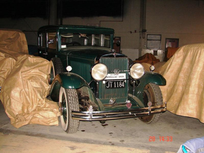 Cadillac la salle, Cadillac, 1929, 1316