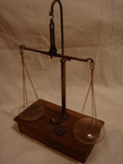 Apothecary scales, 1800s, 2836