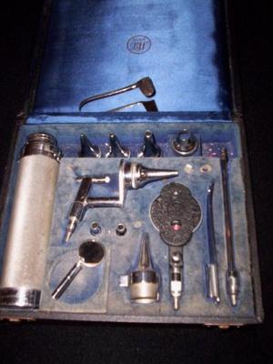 Diagnostic set, 1900s, 1198