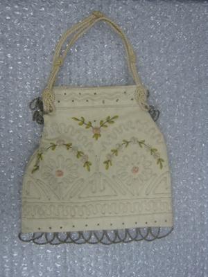 Evening Bag; Unknown; Circa 1900